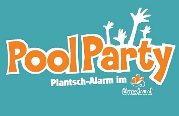 Pool Party im Emsbad © JAM